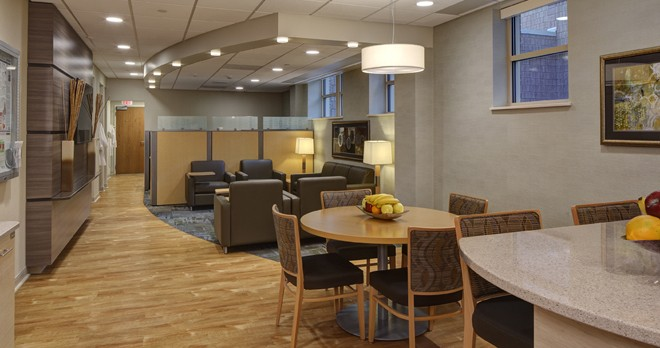 Aurora St. Luke's Medical Center Physician Lounge