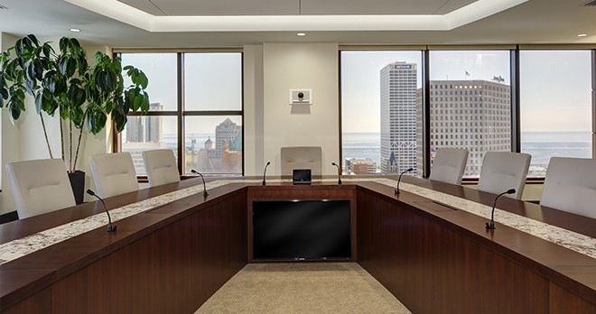 Joy Global Boardroom