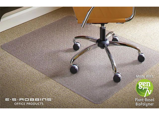 E.S. Robbins Natural Origins Chair Mat