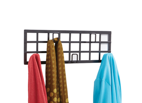Safco Grid Coat Rack