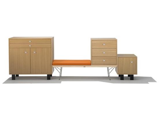 Herman Miller Nelson Basic Cabinet Series