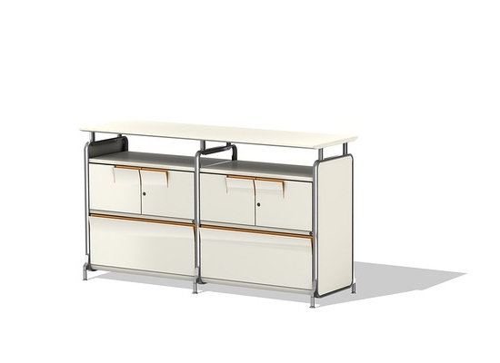 Herman Miller Teneo Storage