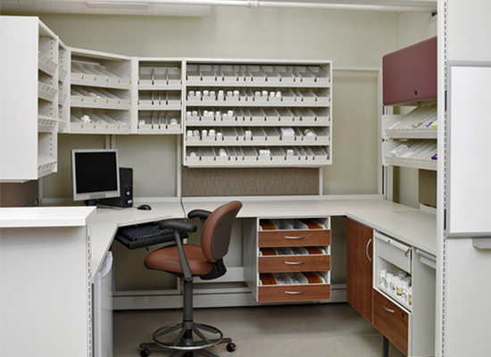 Herman Miller Co Struc System Pharmacy
