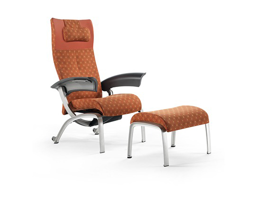 Herman Miller Nala Patient Chair & Ottoman