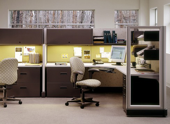 Herman Miller Action Office System