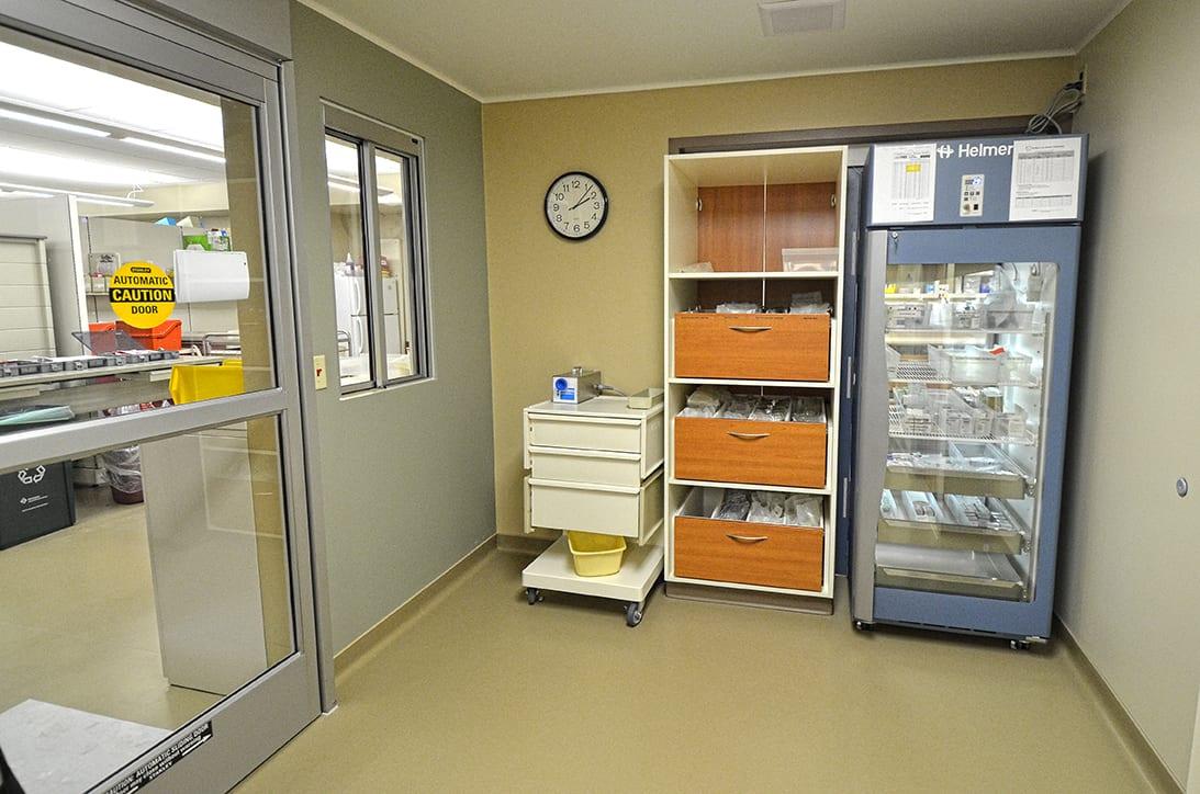 St Mary Hospital Pharmacy Bsi