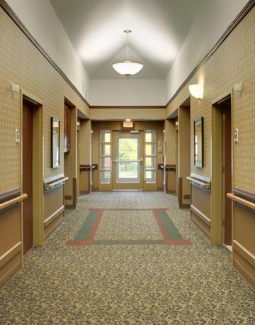 extendicare cedar springs corridor