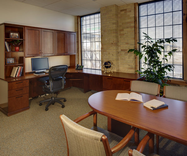 Aurora Medical Center Corporate Office Private Office