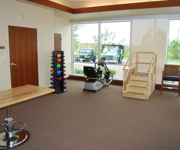 osi therapy room