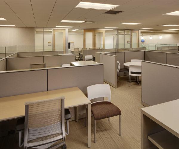 Bucyrus Headquarters Cubicles