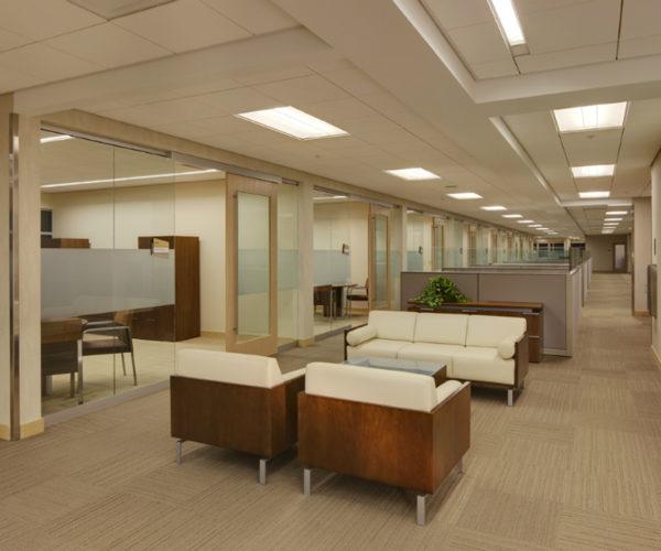 Bucyrus Headquarters Seating