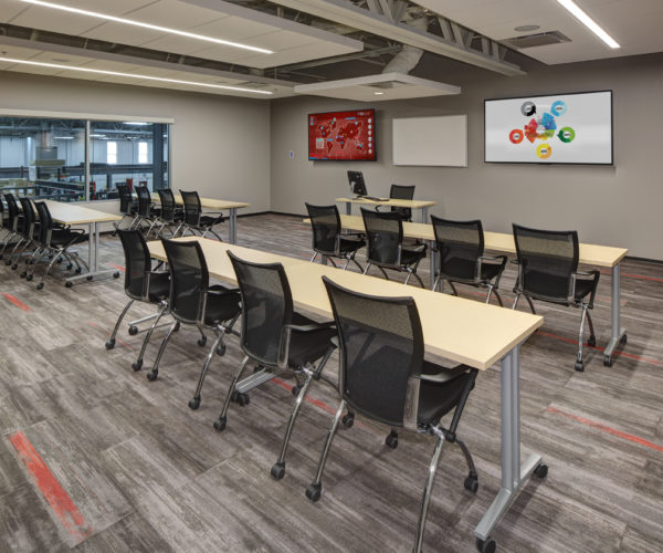 GS Global Resources Training Room