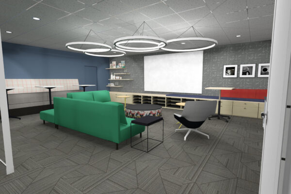 Live Design capabilities with SMART SPACES