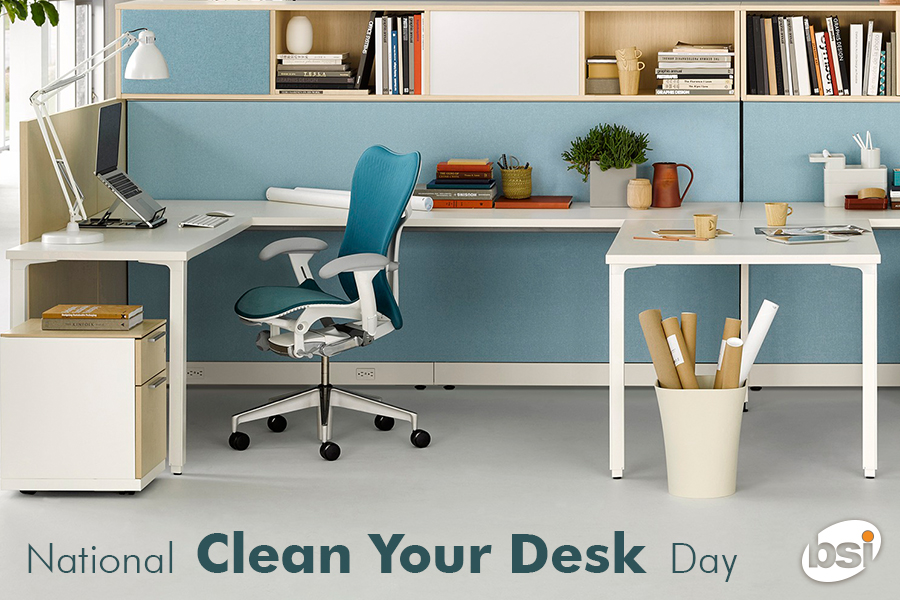 clean-desk-day