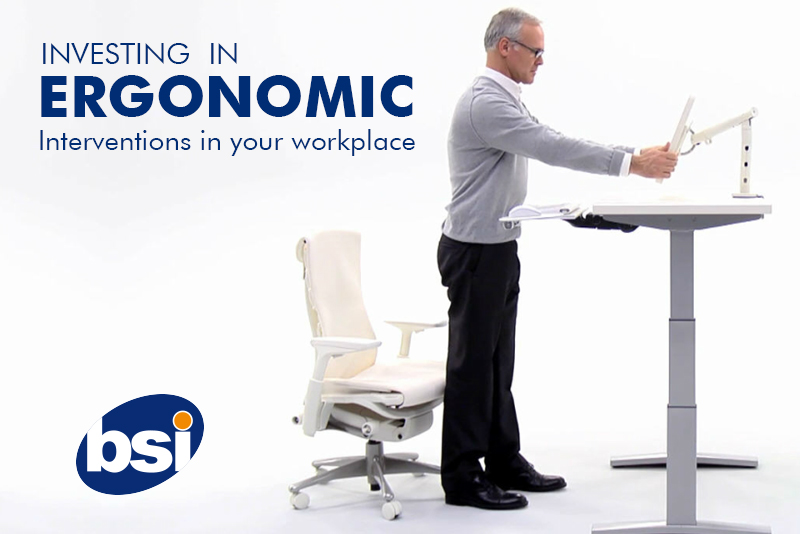 ergonomic interventions