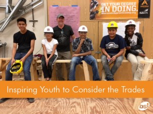 inspiring youth