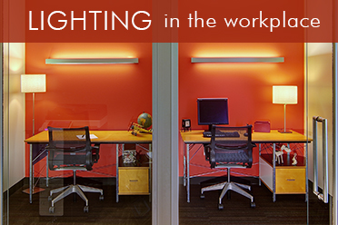 lighting in the workplace